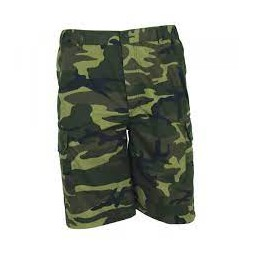 Bermuda Gibier camouflage Taille 42