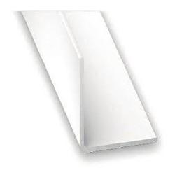 Cornière PVC blanc 25 x 25mm - CQFD