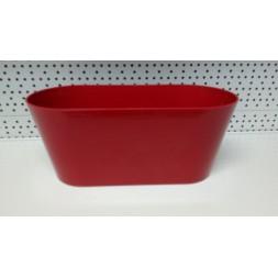 Jardinière Porto rouge