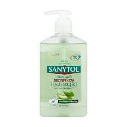 Savon liquide hydratant SANYTOL 250 ml