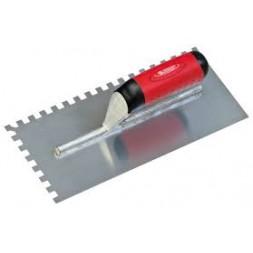 Platoir à colle spécial inox dent trapèze 99 x 11,5 cm -TALIAPLAST