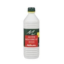 Alcool industriel 95° 1L - MIEUXA