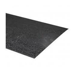 Tôle  plane  noire 3m x 1m50 ép  4mm