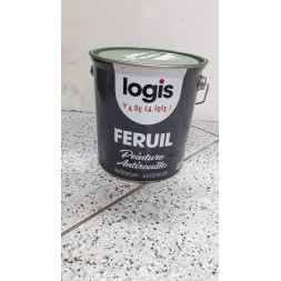 Logis Feruil anti-rouille vert 2.5L