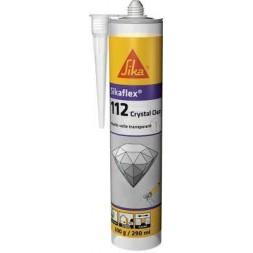 Sikaflex 112 Crystal Clear 290ml - SIKA