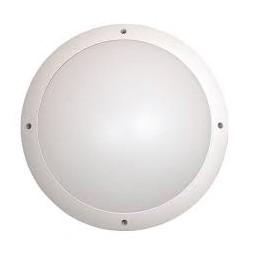 Hublot rond 12w IP66 blanc - TIBELEC