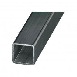 Tube  carré  galvanisé  60 x 60mm épaisseur 3mm longueur  6m00