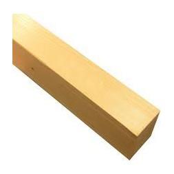 Tasseau pin optimum 30x30cm 2m