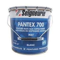 Pantex 700 blanc 15l - SEIGNEURIE