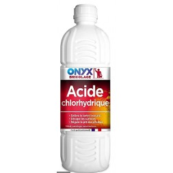 Acide Chlorhydrique 23%  1L-  Onyx