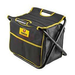 Tabouret + sac à outils