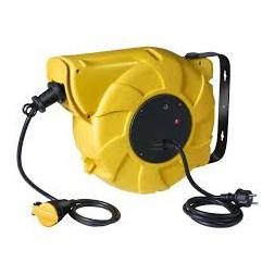 Enrouleur électrique automatique H07RNF 3G2.5 - Brennensthul