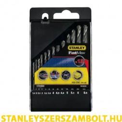 Coffret 13 forets métal SFM   - STANLEY