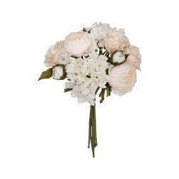 Bouquet Mixte Romance blanc