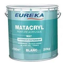 Matacryl blanc 15L