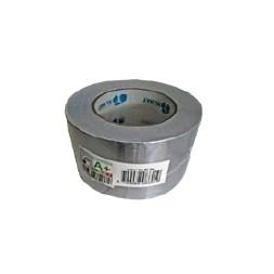 Rouleau adhésif isolant aluminium 75mm  x 50m
