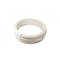Fil tension plastique blanc 2.75mm 20m