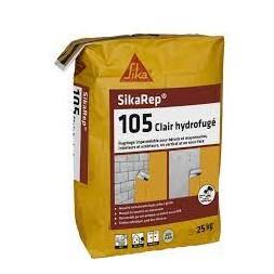 Sikarep 105 clair hydrofuge 25KG - SIKA