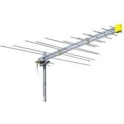 Antenne logarithmique UHF