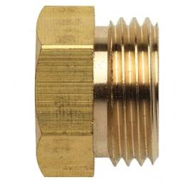 Réducteur m 15/21mm male 12/17mm