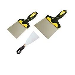Lot de 3 couteaux à enduire - OCAI