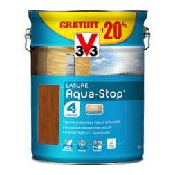 Lasure AquaStop pin d'Oregon 5L + 20% - V33