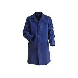 Blouse de travail bleu manche long taille 1-2-3 - LMA