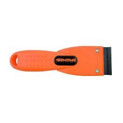Grattoir à main orange - TECHNOCLEAN