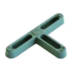 Croisillon en T 7mm 250 pièces - TALIAPLAST