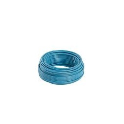 Câble H07 VR6 bleu