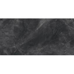 Grès Cérame Lotus Black Rectifié Poli (la plaque) 1er choix