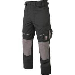 Pantalon de travail gris PLACO - T 40 à 44