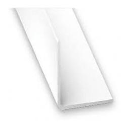 Cornière PVC blanc 70 x 70mm - CQFD