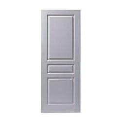 Porte postforme à peindre 2040 x 930mm alvéolaire TD