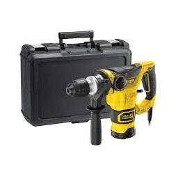 Marteau perforateur / burineur + accessoires 1250w - STANLEY