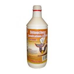 Déboucheur canalisation liquide 1l