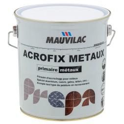 Acrofix métaux gris 6 l - MAUVILAC