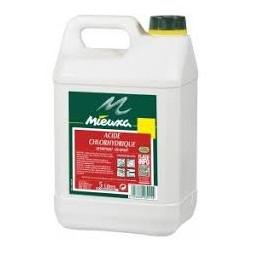 Acide chlorhydrique 5l - MIEUXA