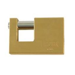 Cadenas rectangle laiton 90mm - IBFM