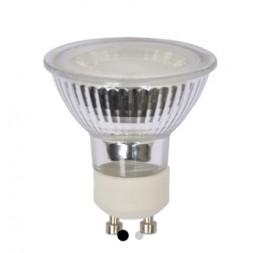 Ampoule led gu10 5w 4000k transparent (deee 0.16€)