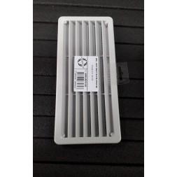 Grille ventilation rectangle mixte 270 X 120mm