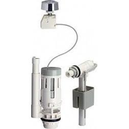Mécanisme de chasse d'eau  3l/ 6l - ROUSSEAU