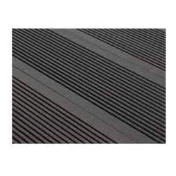 Lame de terrasse alvéolaire grise  21 x 150 x 2850mm