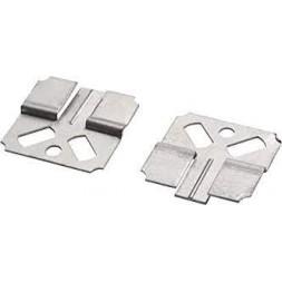 Crochet lambris PVC + clou x 250 pièces - NORAIL