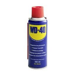 Wd 40 lubrifiant aérosol 200ml