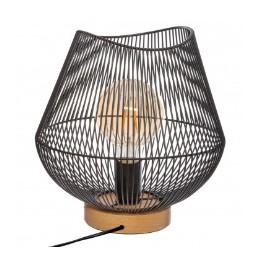 Lampe filaire Jena noir - ATMOSPHERA