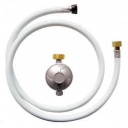 TUYAU GAZ + FLEXIBLE NF 1M50