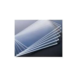 Plexiglass extrudé  2.05 x 1.25 x 6mm