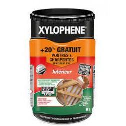 Xylophène poutre et charpente 6L