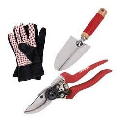 Outils de jardinage à main x 3 - KREATOR
